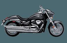 Suzuki Boulevard M90 VZ1500 Motorcycle Saddlebags