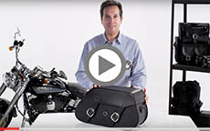 Suzuki Boulevard Pinnacle Motorcycle Saddlebags Review