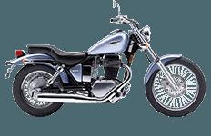 Suzuki Boulevard S50, Intruder 800 Motorcycle Saddlebags
