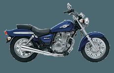 Suzuki Marauder and Intruder Saddlebags