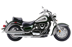 Suzuki Intruder 1500 Saddlebags