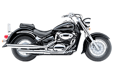 Suzuki Volusia 800 Saddlebags
