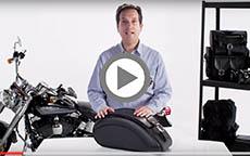 Suzuki Intruder And Marauder Prima Motorcycle Saddlebags Review