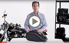 Suzuki Intruder And Marauder Prima Motorcycle Saddlebags Review