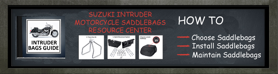 Suzuki Intruder Saddlebags Resource Center