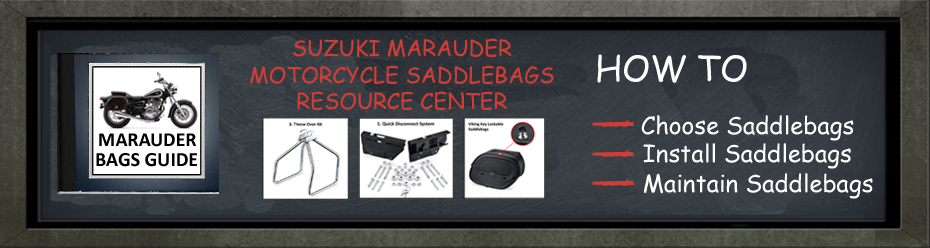 Suzuki Marauder Saddlebags Resource Center