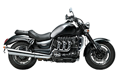 Triumph Rocket III Roadster Saddlebags