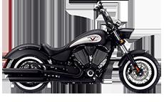Victory High Ball Motorcycle Saddlebags