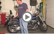 Rob's Yamaha V Star 1300 Classic Charger Series Motorcycle Bags Review