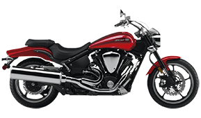 Yamaha Road Star Saddlebags