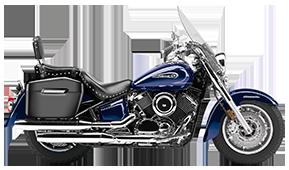 Yamaha Silverado Motorcycle Bags