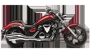 Yamaha Stryker Motorcycle Bags