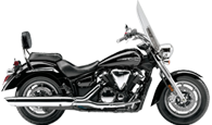 Yamaha V Star 1300 Tourer Motorcycle Bags