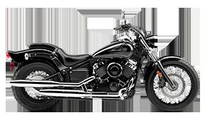 Yamaha V Star 650 Custom Motorcycle Saddlebags