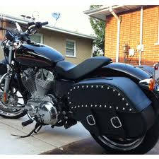 Every Motorcyclist S Fantasy Harley Sportster Saddlebags