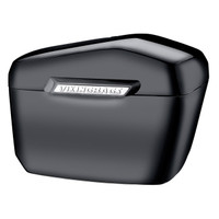 Suzuki Boulevard S50, Intruder 800 Viking Lamellar Large Black Hard Saddlebags