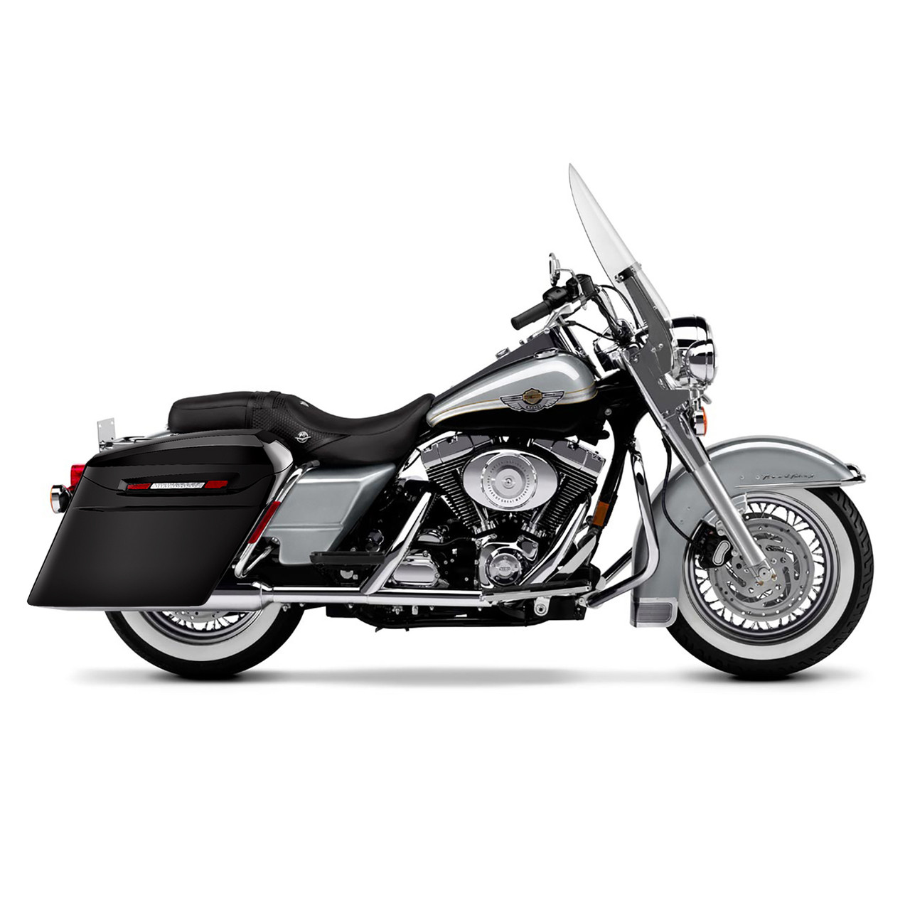 Road King Classic Touring Bagger Gloss Extended