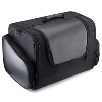 Suzuki Viking Explorer Series Motorcycle Sissy Bar Bag Front View