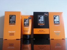 Floid Aftershave Vigoroso, Suave, Black  x3 150ML Bottles Multi Pack plus Floid Aftershave Balm