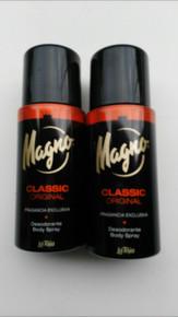 Magno deodorant from La Toja 150ml x 2