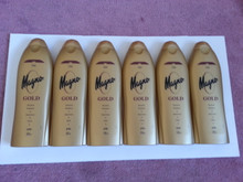Spanish Shower/Bath Gels x 6 bottles Magno Gold 550ml