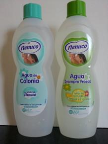 Nenuco Cologne 600ml &  Nenuco Agua Siempre Fresca 600ml