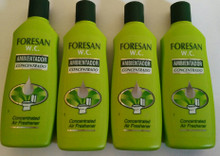 Foresan Air Freshener Concentrated Drops for WC 125ml x 4