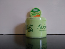 Body Cream with Aloe Vera Instituto Espanol 400 ml PLUS Travel size 50ml. Made in Spain.