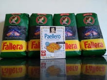 Authentic Spanish Rice Perfect for Paella 1 kg x 4  plus Paellero Paella Mix (5 sachets)