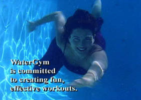 WaterGym Founder Susanne Paynovich