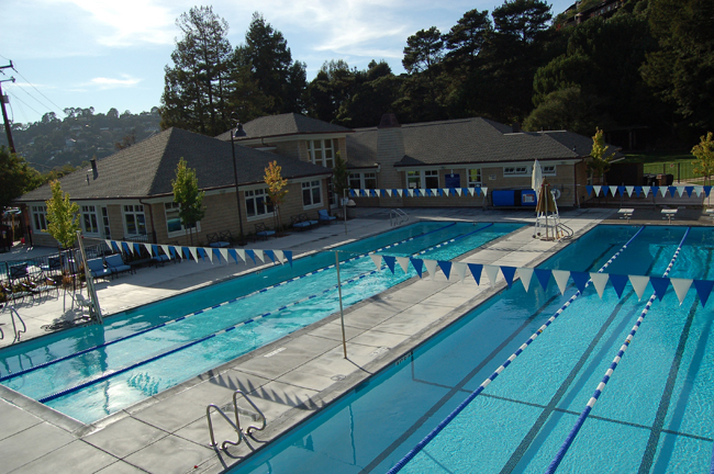 WaterGym Water Aerobics Classes at Tiburon Peninsula Club