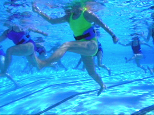 Lose Weight with WaterGym Water Aerobics Exercises