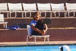 WaterGym Water Aerobics Teacher Karen Silvey