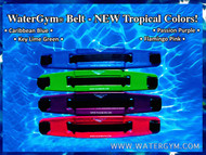 Water Aerobics Exercise Flotation Aqua Jogger Belts by WaterGym