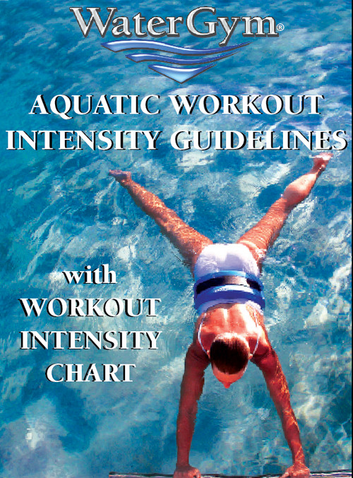Water Aerobics Exercise Heart Rate Chart Ebook