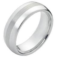 Cobalt Chrome Wedding Band Ring