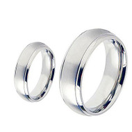 """His & Her's Cobalt Ring """"(2 rings) """""""