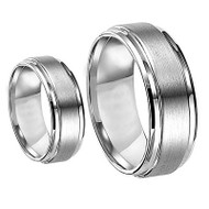 """His & Her's Cobalt Ring """"(2 rings)"""""""