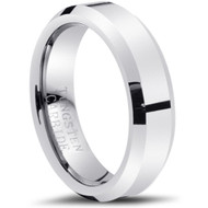 "Tungsten Ring "" High Polished "" Tungsten ring"