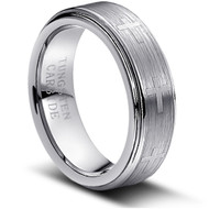 "TUNGSTEN RING ""Matte & High polished"""