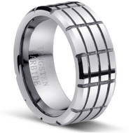 TUNGSTEN RING HIGH POLISH
