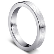 """Tungsten Ring """"High Polished """""""