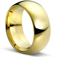 """Tungsten Ring """" High Polished """" designer tungsten"""