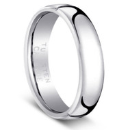 """Tungsten Ring """" High Polished """""""