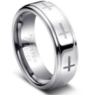 """Tungsten Carbide Ring  """" High polished """""""