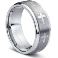 """Tungsten Ring """" High Polished """"  9mm"""