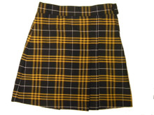 Plaid 2 Pleat Skort P2V