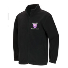 CH Embroidered Full Zip Fleece