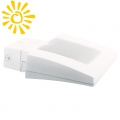 Solar Compatible LED 10-30V DC Wall Pack