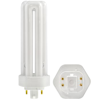 We Carry Many Different Types Of Plug In Fluorescent Light Bulbs To Meet  Any Lighting Requirements. The Most Common Types Of CFLs Are Single Twin  Tube, ...